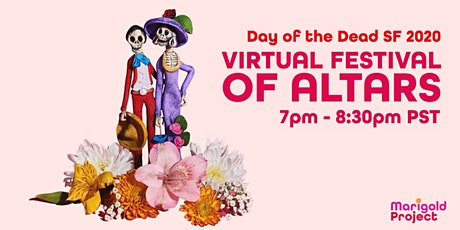 Day of the Dead Festival of Altars tickets