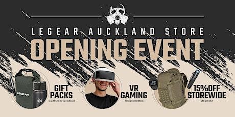 LEGEAR Auckland Opening Event