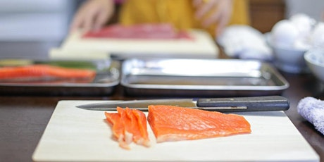 Sushi Roll Making Class with Mayuko-san tickets