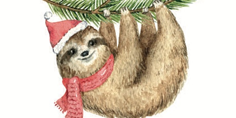 Xmas Sloth - The Boardwalk Bar & Nightclub (Dec 13 6pm) tickets