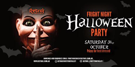 Halloween at Retro's Nightclub tickets