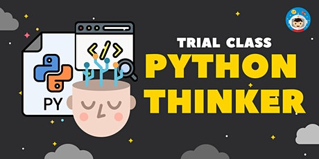 Trial Saturdays (Online Python Coding Class, Ages 11-16)