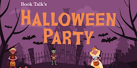 Book Talk Halloween Party (TW) tickets
