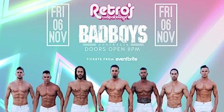 Bad Boys Ladies Night at Retro's Nightclub tickets