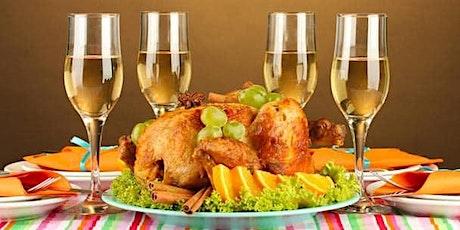 Thanksgiving Themed Dinner tickets