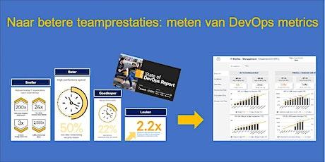 Team Centraal en het IT Metrics dashboard tickets