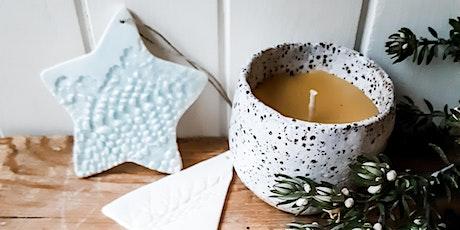 Christmas Ceramics Workshop #2 tickets