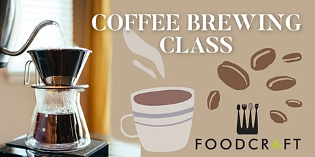 Coffee Brewing Class by Yoshi tickets