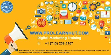 Online Digital Marketing Certified Associate Training | ProlearnHUT tickets