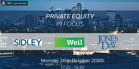 Private Equity - In Focus Tickets