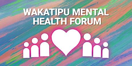 Wakatipu Mental Health Forum tickets