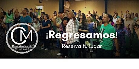 Casa Misericordia  Reuniones Presenciales  ¡Reserva tu lugar! tickets
