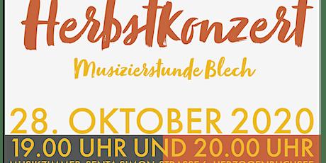 Herbstkonzert - Blech