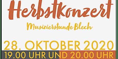 Herbstkonzert - Blech tickets