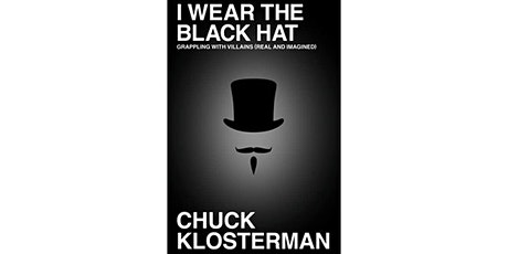 Book Review & Discussion : I Wear the Black Hat tickets