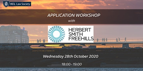 Application Workshop with HSF Tickets