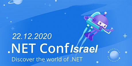 .NET Conf – Israel 2020 tickets