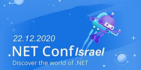 .NET Conf – Israel 2020 ingressos