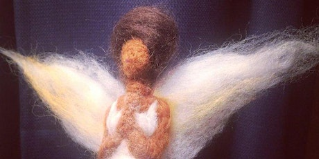 Needle Felted Angel tickets