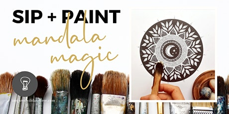 Sip & Paint ~ Mandala Magic tickets