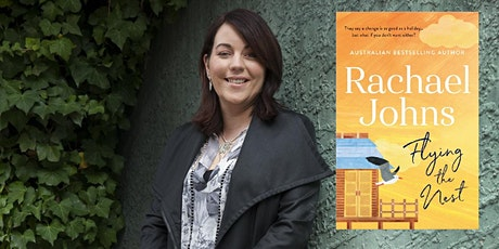 Flying the Nest with Rachael Johns (In-person) tickets