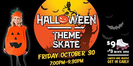 Halloween Theme Skate - 30 October 2020 tickets