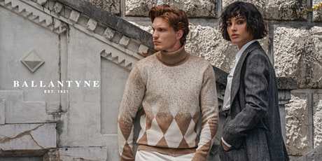 BALLANTYNE Private Sale Inverno 2020 biglietti