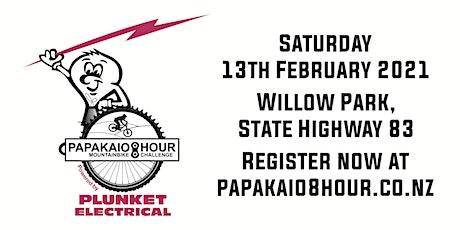 Papakaio 8 Hour Mountain Bike Challenge tickets