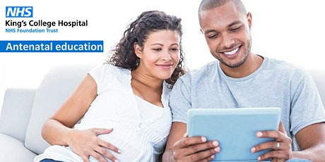 King's College Hospital Antenatal Workshops on Zoom tickets