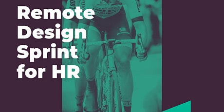 Remote Design Sprint for HR and Non-Tech Industry Bootcamp entradas