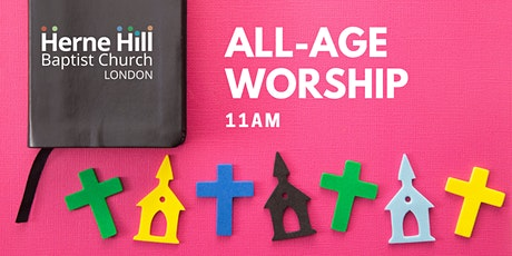 All-Age Worship tickets