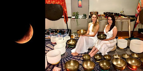 GLOBAL New Moon Sound Healing (online) tickets