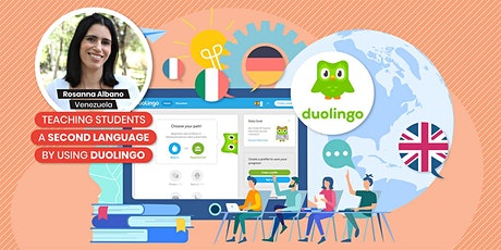 Teaching Students a Second Language by Using Duolingo tickets