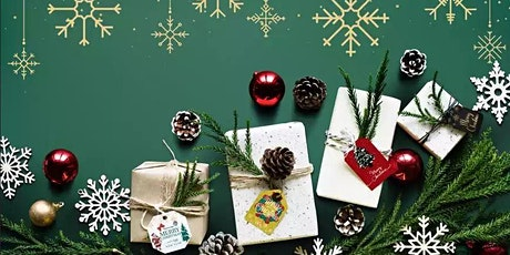 Christmas Paper Crafts Course - Online - 03/11/20 - 01/12/20 tickets