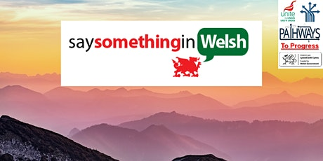Say Something in Welsh tickets