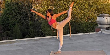 Free 60 Minute Virtual Online Yoga with Shing Yiing Ong — San Jose tickets