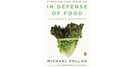 Book Review & Discussion : In Defense of Food tickets