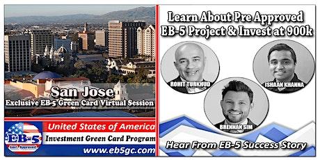 San Jose EB-5 American Green Card Virtual Market Series tickets