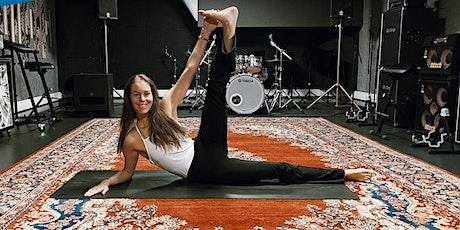 Rhapsody Yoga - Kick-Off Event Tickets