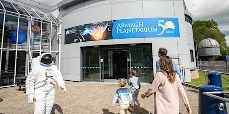 Armagh Planetarium Video about meteorites and live Q&A