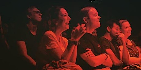 The Dark Comedy OPEN MIC #4- English SHOW *TRIGGER WARNING* tickets