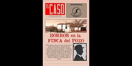 "ESCAPE ROOM  ""HORROR EN LA FINCA DEL POZO"" entradas"
