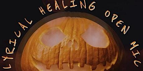 Lyrical Healing OpenMic Halloween Costume Party tickets