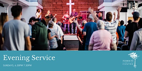 6.30pm Evening Service (01/11/20) tickets