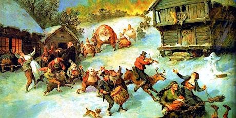 Weihnachtliches Konzert mit Musik und Bräuchen aus dem Norden Europas Tickets