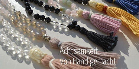 Bau deine unique Malakette - der Meditationsschmuck Workshop Tickets