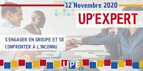 UP'EXPERT | à Briançon -  S'engager en groupe et se confronter à  l'inconnu biglietti