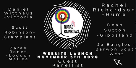 Rural Rainbows Website Launch tickets