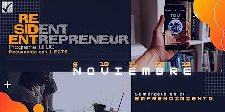 VIII Edición Resident Entrepreneur boletos