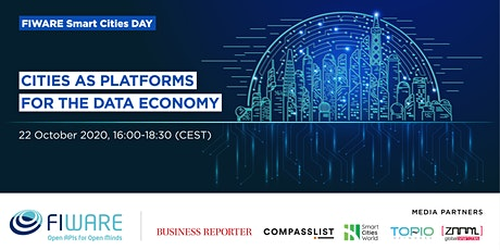 FIWARE Smart Cities DAY tickets